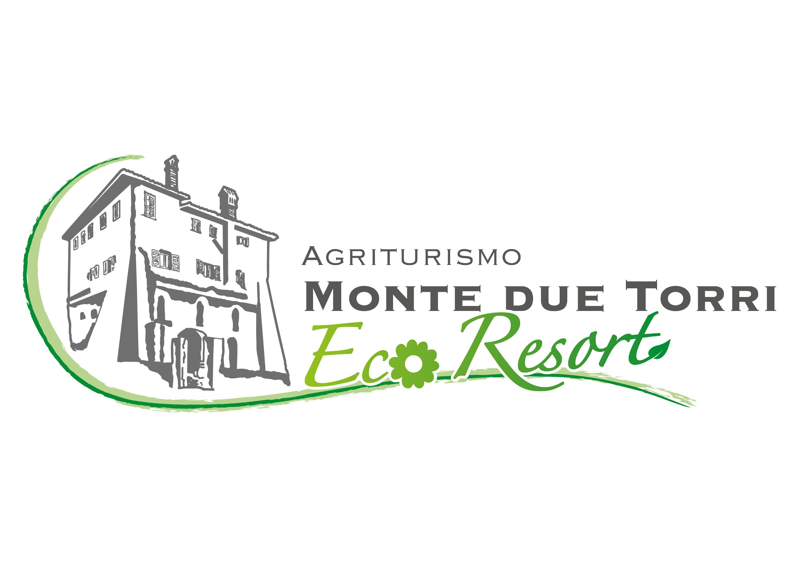 Logo Agriturismo Monte due torri